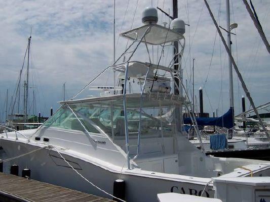 Cabo Yachts Express Cruiser 2001 All Boats