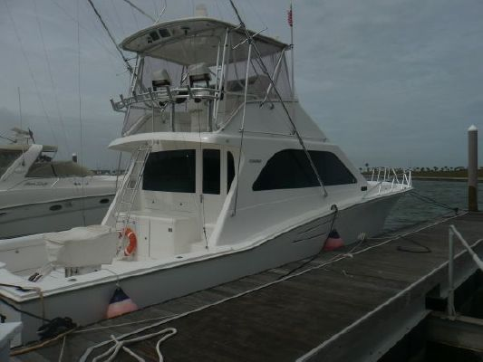 Cabo Yachts Flybridge Sportfisher 2001 Flybridge Boats for Sale