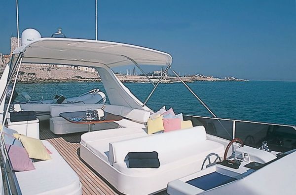 Cantieri Navali Spertini Alalunga 2001 All Boats