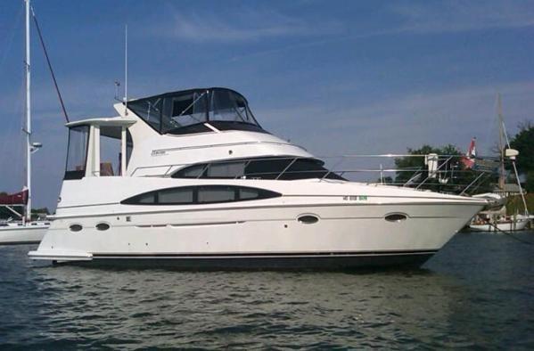 Carver 396 2001 Carver Boats for Sale