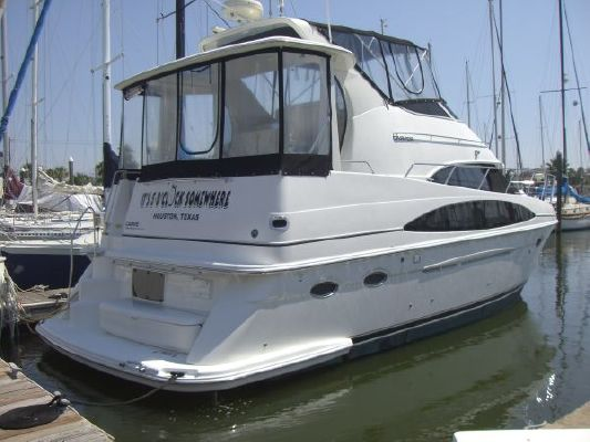 Carver 396 Motor Yacht Diesel 2001 Carver Boats for Sale