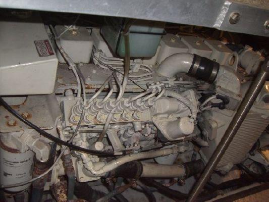 2001 carver 396 motor yacht diesel  18 2001 Carver 396 Motor Yacht Diesel