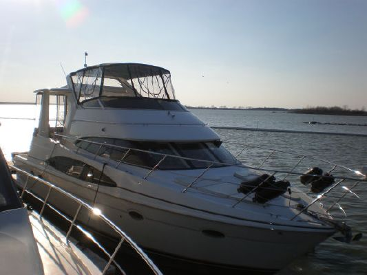 Carver 444 2001 Carver Boats for Sale
