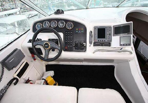 2001 carver 530 voyager  6 2001 Carver 530 Voyager