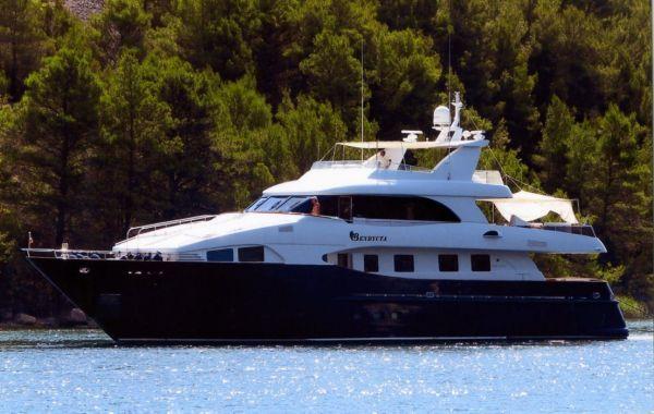 CBI NAVI Displacement motoryacht 2001 All Boats