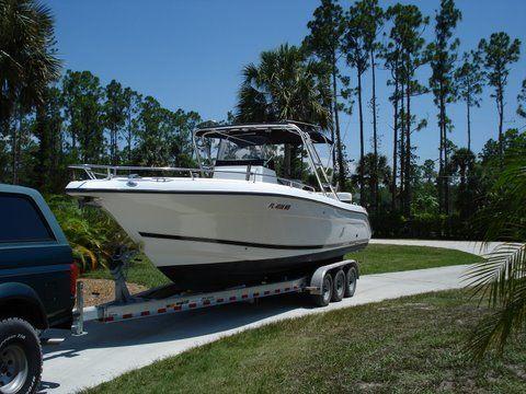 Century 29 CC 2001 All Boats