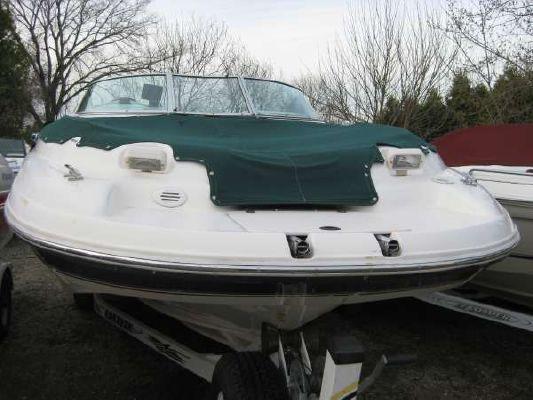 Chaparral 23' Deckboat 2001 Chaparral Boats for Sale Deck Boats For Sale