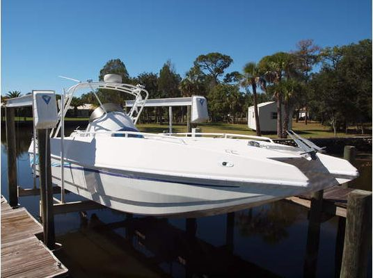 Cobra 31 Predator Center Console 2001 Motor Boats