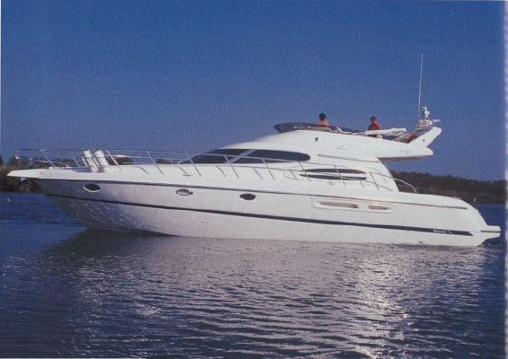 Cranchi Atlantique 48 2001 All Boats