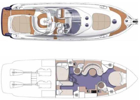 Boats for Sale & Yachts Cranchi CRANCHI 50 MEDITERRANEE 2001 All Boats