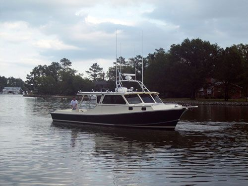 Custom Phil Jones Chesapeake Deadrise 2001 All Boats