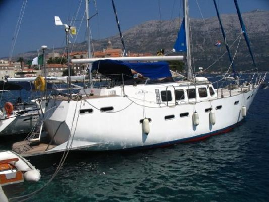 2001 custom pilothouse cutter steel private yacht boats