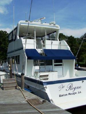Custom Steel Convertable/Cruiser Motor Yacht 2001 All Boats