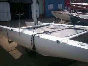 Dart 18 2001 All Boats