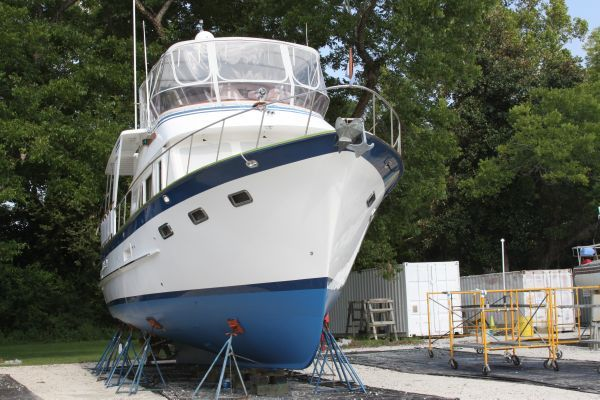 2001 defever 49 cockpit motor yacht boats yachts for sale
