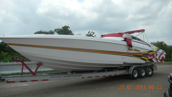 Boats for Sale & Yachts Donzi 38 ZX 2001 Donzi Boats for Sale