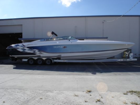 Donzi 45 ZX 2001 Donzi Boats for Sale