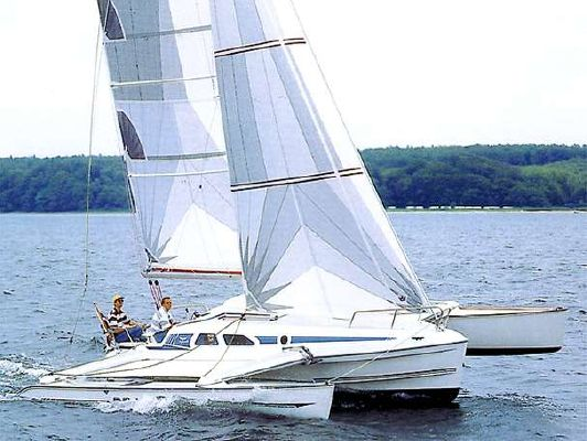 Dragonfly 920 Swing Wing 2001 All Boats