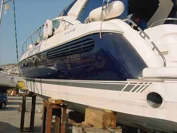 Fairline Targa 48 2001 Motor Boats
