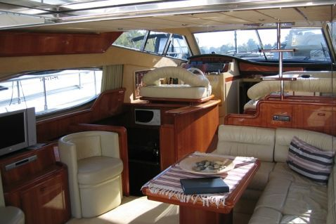 Ferretti 53 2001 All Boats