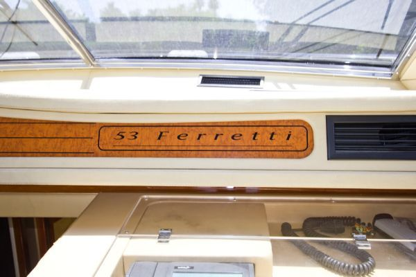 Ferretti 530 Motoryacht 2008 C12 Cats 2001 All Boats