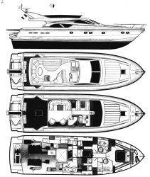 Ferretti 57 2001 All Boats