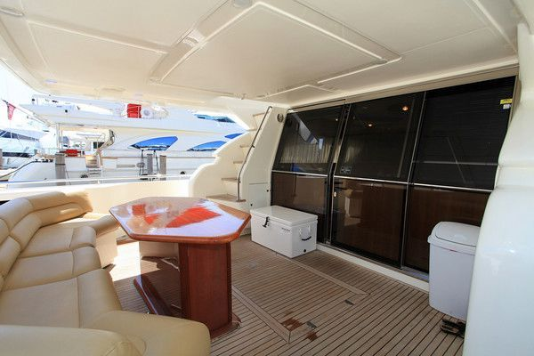 Ferretti Custom Line 2001 All Boats