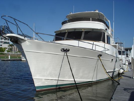 2001 Fleming Motor Yacht Boats Yachts For Sale
