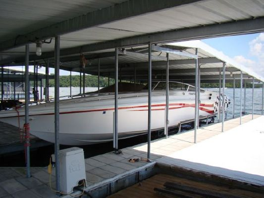 Fountain 42 Staggered Stock # 0007 2001 Fountain Boats for Sale