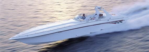 Fountain 47 Lightning 2001 Fountain Boats for Sale