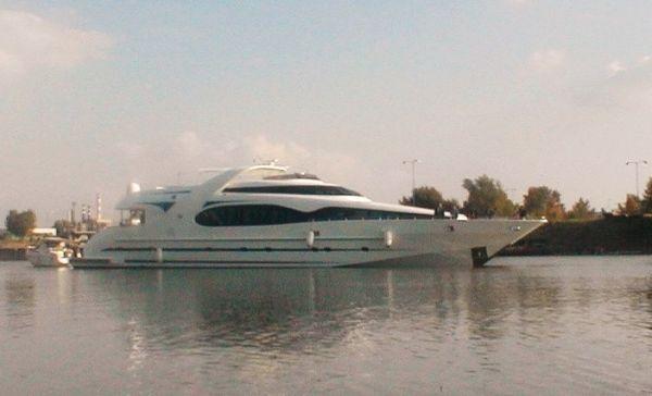 Frank Mulder Designed/ DMC built 120' high speed Flybridge Motor Yacht Hi 2001 Flybridge Boats for Sale