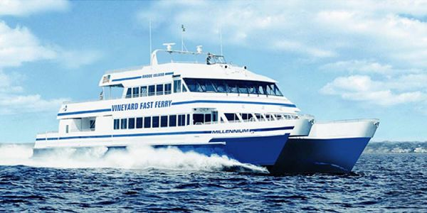 Gladding Hearn High Speed Ferry 2001 All Boats
