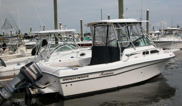 Grady White Gulfstream 232 2001 Fishing Boats for Sale Grady White Boats for Sale