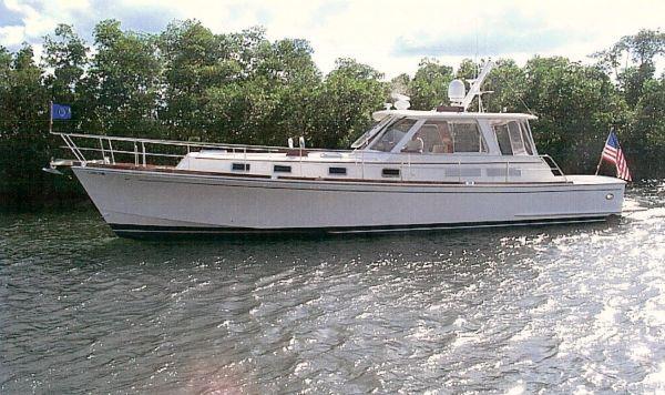 Grand Banks Eastbay HX 2001 Grand Banks Yachts