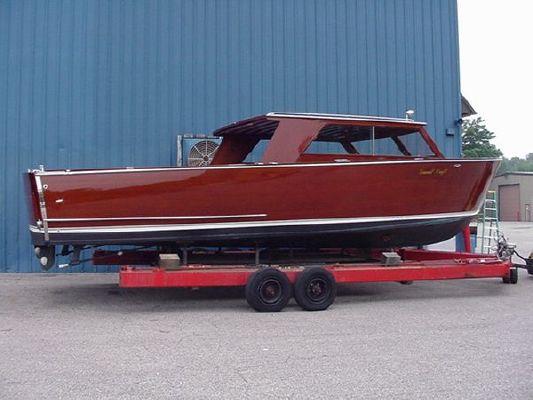 Grand Craft 34 CUSTOM PICNIC BOAT 2001 All Boats