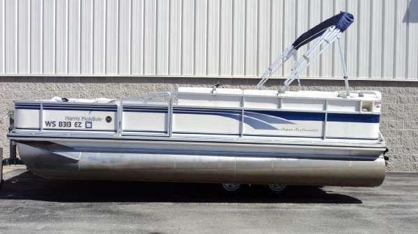 Harris FloteBote 200 Super Sunliner 2001 All Boats