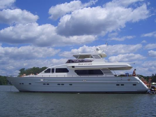 2001 horizon motor yacht boats yachts for sale
