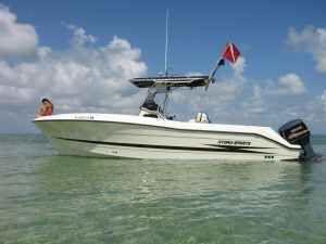 Hydra 2001 Hydra Sport Boats