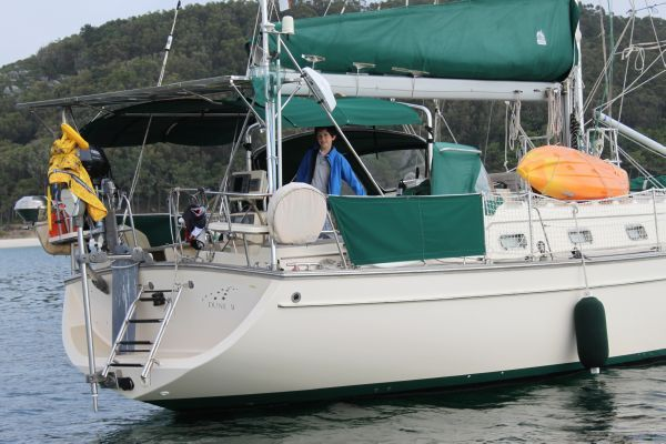 Island Packet 420 2001 All Boats
