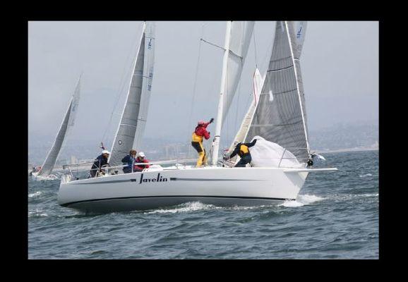 2001 j boats j 105 394 1 2001 J Boats J/105 #394