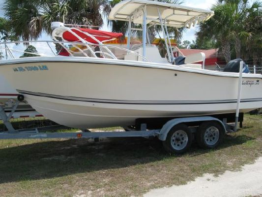Kencraft 206 Challenger CC 2001 All Boats