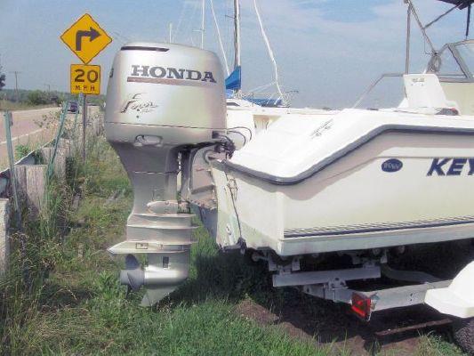 Key West 2020 Walkaround 2001 Key West Boats for Sale
