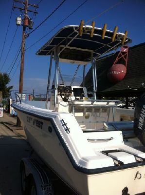 Key West 2220 2001 Key West Boats for Sale