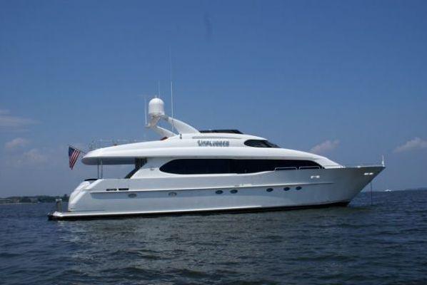 Lazzara Motoryacht 2001 All Boats