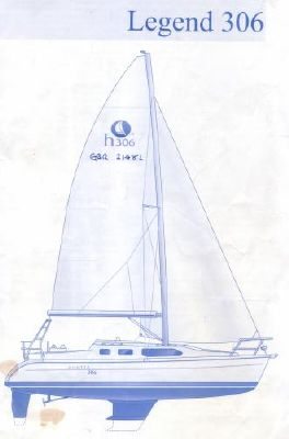 Legend 306 2001 All Boats