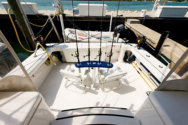 Luhrs Open 2001 All Boats