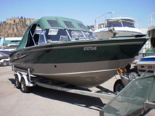 Lund 2150 Baron Magnum GS OB 2001 Lund Boats for Sale