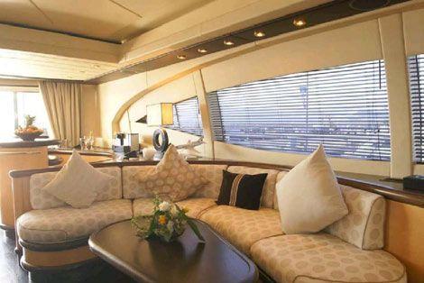 Mangusta 108 2001 All Boats