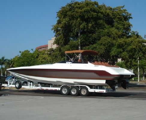 Mares 38 High Performance Cat 2001 All Boats