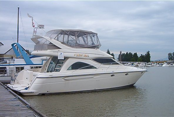 Boats for Sale & Yachts Maxum 4600 SCB 2001 All Boats